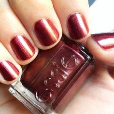 septembergirl's Essie Wrapped in Rubies