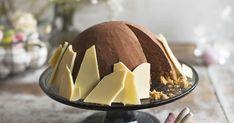 Suussasulava mignonkakku on pääsiäisaterian täydellinen lopetus! Ruskistettu voi antaa täyteläiseen kakkuun paahteisen maun ja kivan rapsakkuuden.