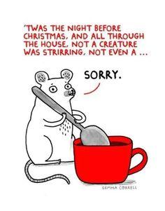 Lol.  Christmas humor