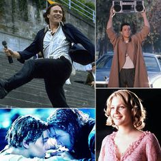 15 of the Most Romantic Movie Scenes: Check out this list of our favorites and get ready to swoon over some of the sweetest things leading men (and women!) of the big screen have done for love. #AboutTime