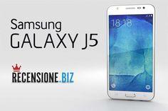 Samsung Galaxy J5: lo smartphone di casa Samsung per scattarsi i selfie. La fotocamera anteriore da 5 megapixel ha anche grandangolo e un ottimo flash led.