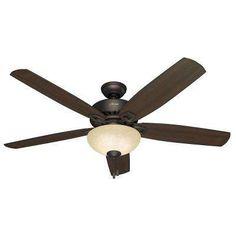 Groveland 60 in. Premier Bronze Ceiling Fan