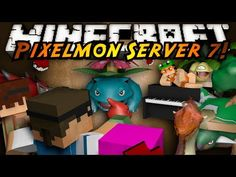 Minecraft Pixelmon Server : ELTON JOHN GYM LEADER?!