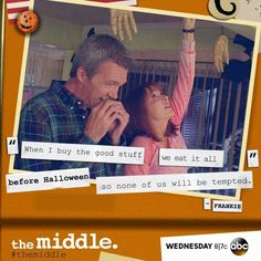 The Middle The Middle Tv Show, Lights Camera Action, Belly Laughs, How To Show Love, Best Shows Ever, Family Photos, Favorite Tv Shows, Funny Things, Funny Stuff