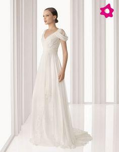 07ffb711d Vestidos novia corte griego Vestidos De Novia Griegos