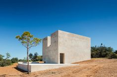 álvaro siza vieira builds hillside chapel in portugal without electricity, heat or running water Sacred Architecture, Church Architecture, Religious Architecture, Minimalist Architecture, Contemporary Architecture, Off Grid, Zaha Hadid, Architecture Religieuse, Swimming Pool Images