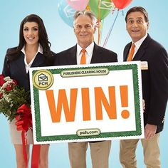"""Danielle says In less than 5 seconds comment below with the first word you think of when you hear the word LEGACY. $1 Million A Year for the life of the winner plus the chance to pass on $1 Million A Year for life to someone else after that too! How many of you would LIKE to win that on 2/28?! www.pch.com #PCH #LEGACY.........""""Pin"""" if you want to <a href=""""/tag/Win"""">#Win</a> (Smiles)"""