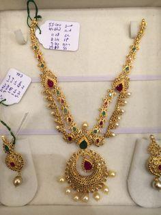 Necklace 50 Gms set