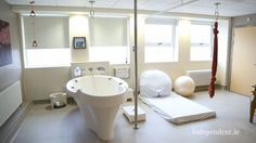 water birthing room - Google Search