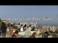A nice summary of Dime Spanish School summer excursion to parc Güell in Barcelona made by one of the students, Ivan Danyliuk. Parc Guell, Spanish, Student, School, Summer, Activities, Spanish Language, Spain, Summer Time