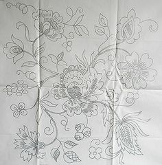 Crewel Embroidery Tutorial crewel embroidery kits for beginners Bordado Jacobean, Crewel Embroidery Kits, Embroidery Needles, Vintage Embroidery, Embroidery Tattoo, Embroidery Supplies, Embroidery Books, Embroidery Boutique, Embroidery Alphabet