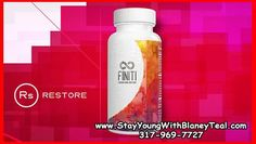 FINITI™ is based on Nobel Prize winning research that has discovered the fundamental cause of natural aging. This groundbreaking formula is now available exclusively through Jeunesse.