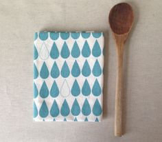 Screenprinted Tea Towel, Dish Towel, Tablerunner, by Be Good Stay Good on Folksy, £15.00
