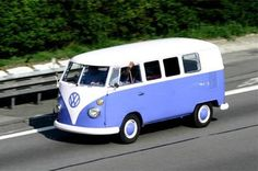 Volkswagen Combi or Type 2 T1. I'd trade my Windstar tomorrow for one of these!!