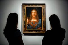 When the Louvre in Paris announced that it had requested a loan of the Salvator Mundi ahead of its forthcoming Leonardo da Vinci show, it appeared that the world's most expensive painting would finally be unveiled to the public. Most Expensive Painting, Expensive Art, Perfect Image, Perfect Photo, Elizabeth Ii, Buckingham Palace, Louvre Abu Dhabi, Great Photos, Cool Pictures