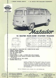 tempo matador brochure 1 58 WOW. doesn't this remind us all of something else.....