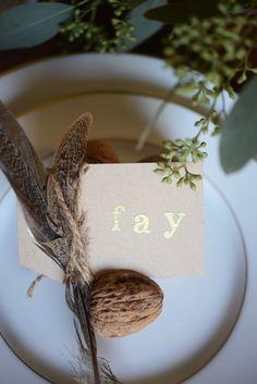 Thanksgiving Glimpse | Cupcakes & Cashmere