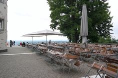 Drachenfels Bonn Königswinter Rhein Restaurant Kaffee Kuchen Cafe Aussicht Zahnradbahn Biergarten
