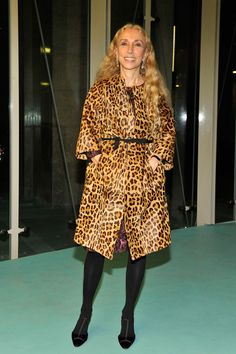 Franca Sozzani - Page 15 - the Fashion Spot Isabella Blow, Anna Dello Russo, Fashion Over 50, World Of Fashion, Modest Fashion, Fashion Outfits, Leopard Coat, Fashion Editor, Diana Vreeland