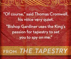 Thomas Cromwell and Bishop Gardiner play a dangerous game.