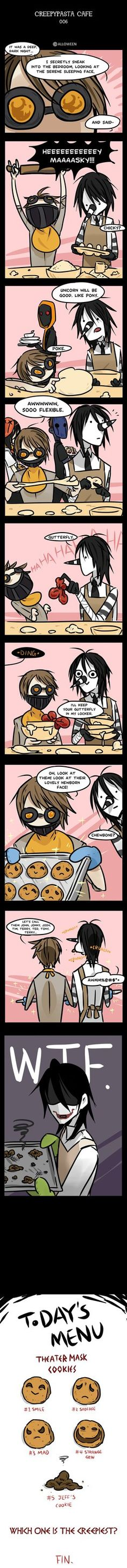 Creepypasta Cafe 006