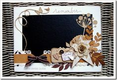 lavagna.stecreazioni Arts And Crafts, Paper Crafts, Diy Crafts, Scrapbook Journal, Home And Deco, Scrapbooking, Diy Frame, Recycled Crafts, Diy Projects To Try