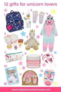 12 Amazing Christmas Gifts For Unicorn Lovers Do you have a unicorn obsessed child in your life? If so, make their day by buying one of these 12 Amazing Christmas Gifts For Unicorn Lovers Trending Christmas Gifts, Christmas Gifts For Girls, Gifts For Teens, Christmas Ideas, Best Gifts For Girls, Teen Gifts, Unicorn Presents, Unicorn Gifts, Unicorn Decor