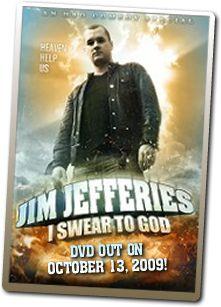 Jim Jefferies - The Official Website