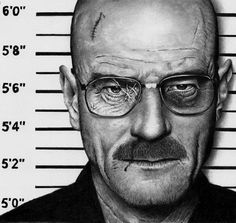 Walter White, by Rick Fortson