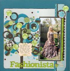 Fashionista - Scrapbook.com