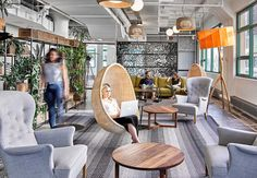 Tour the Most Fashionable Offices of Your Favorite Brands via Brit + Co