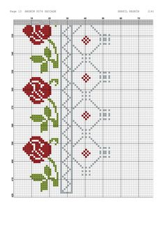 Advent Calendar, Holiday Decor, Home Decor, Cross Stitch Embroidery, Log Projects, Table Runners, Dots, Flowers, Decoration Home
