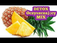 Detox mocno oczyszczający organizm z toksyn mix:-) Pineapple, Detox, Fruit, Link, Youtube, Instagram, Recipes, People, Shape