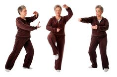 Tai Chi and Ailing Joints | Tufts Now