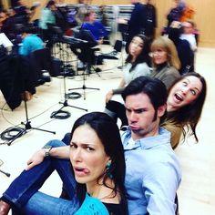 Operafantomet: phantoming, roadtophantom:   Left -  From Sara Sarres's...