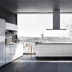 Pure By SieMatic #architonic #nowonarchitonic #interior #design #kitchen  #matte #