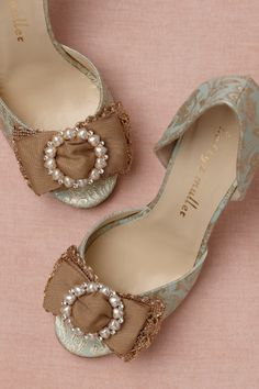 Vintage inspired shoes