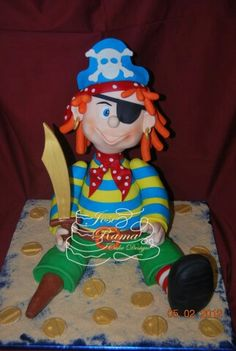 By Jose Rama Luigi, Cakes, Fictional Characters, Design, Art Cakes, Party, Artists, Cake Makers, Kuchen