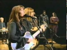 Teach Your Children - Suzzy Bogguss, Kathy Mattea, Crosby, Stills & Nash ! ~ YOU'RE GOING TO LOVE THIS ! Great song, along with an even GREATER Rendition of this Crosby, Stills and Nash Classic. These two ladies do a FANTABULOUS JOB !
