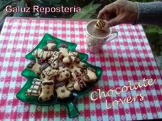 Galletas de Almendra cubiertas de chocolate semiamargo, delicia para #chocolatelovers