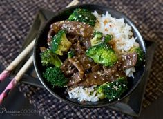 http://www.pressurecookingtoday.com/pressure-cooker-beef-and-broccoli/