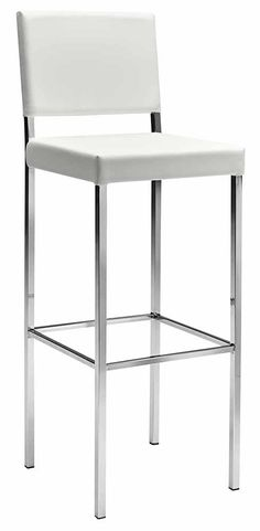 Buy online Twin 389 By metalmobil, upholstered fabric counter stool, twin Collection Counter Stools, Bar Stools, Steel Frame, Twins, Furniture, Home Decor, Bar Stool Sports, Decoration Home, Room Decor