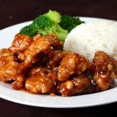 Yummy... Chinese Orange Chicken