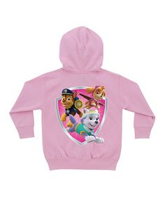 Love this Pink PAW Patrol Personalized Zip-Up Hoodie - Toddler & Girls on #zulily! #zulilyfinds