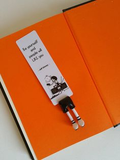 Diary of a Wimpy Kid bookmark Greg Heffley bookmark perfect