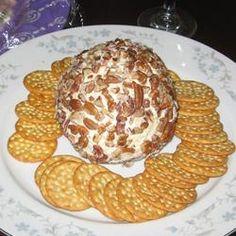 Party Cheese Ball Allrecipes.com