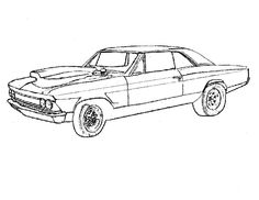 fast and furious coloring pictures