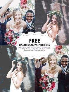 These presets look super instagram/tumbler artsy and it's gorgeous. I'm very excited to use this one.