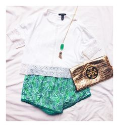 So excited to wear my new @shopfrancescas shorts!