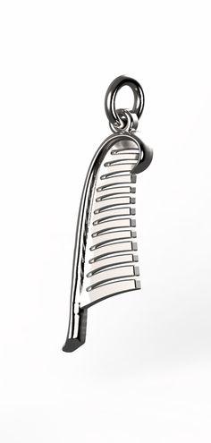 Plume de Maât EGYPTE de MICHEL COMTE est vendu sur la boutique BIJOUX en OR dans la catégorie BIJOUX OR 18K